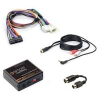 PAC Toyota Lexus Satellite wire kit  with AUX in