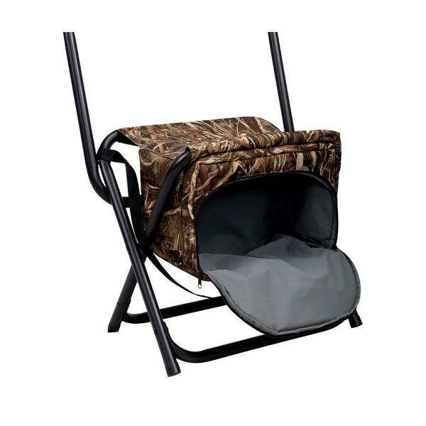 Tremendous Shop Alps Outdoorz Hunting Chair Dual Action Cooler Bag Max Cjindustries Chair Design For Home Cjindustriesco