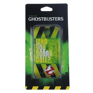 """Ghostbusters """"Who You Gonna Call"""" Samsung Galaxy S4 Case - multi"""