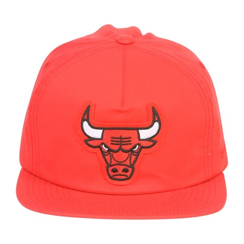 Mitchell & Ness New Chicago Bulls Light Cotton Elastic Back - Red