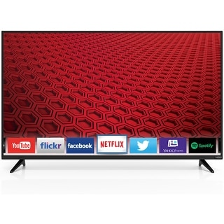"Vizio E55-C1 55"" Class Full-Array Full HD LED Smart TV Built-in Wi-Fi 3xHDMI"