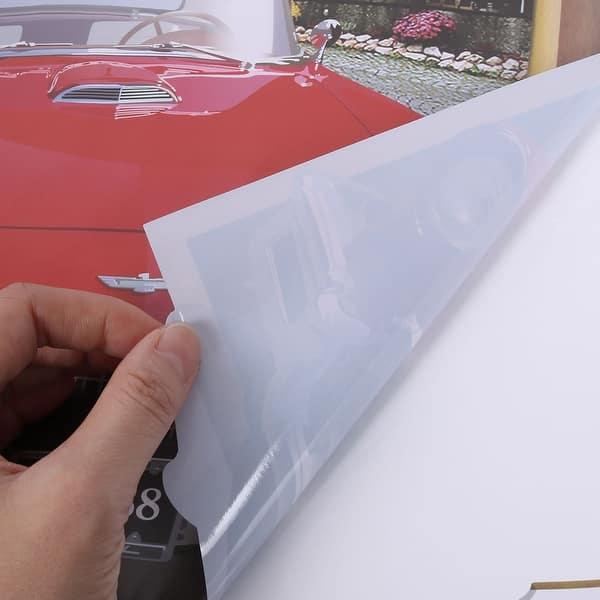 Household PVC Self-adhesive Wall Window Glass Table Film Sticker 70cm x 50cm