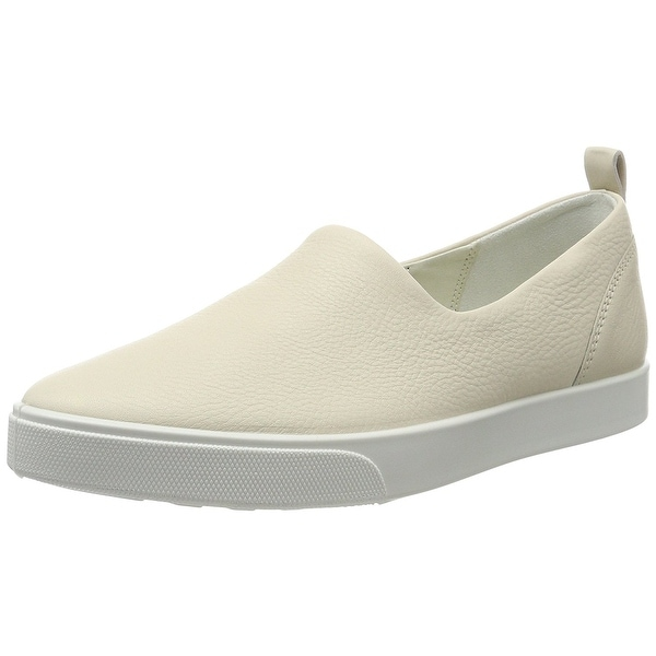 ECCO Womens Gillian Low Top Pull On Fashion Sneakers - 8