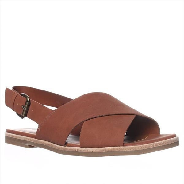 Dolcetta by Dolce Vita Noelle Slingback Sandals - Brown - 8