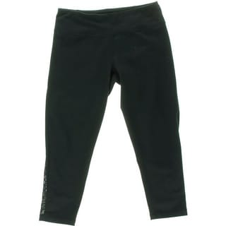Zella Womens Moisture Wicking Slim Fit Capri Pants