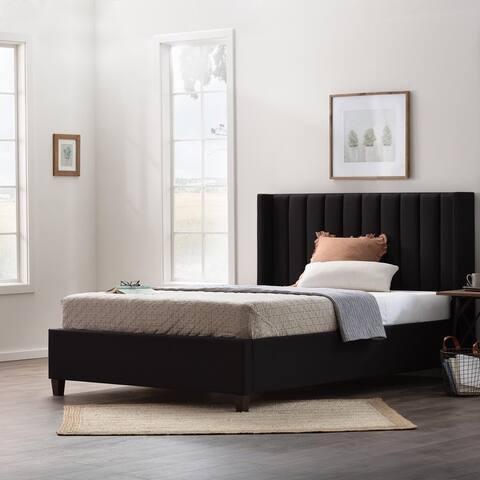 Brookside Adele Vertical Upholstered Bed