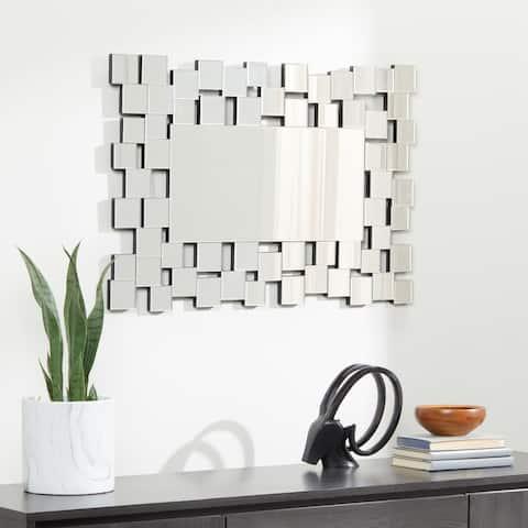 Abbyson Aiden Rectangle Wall Mirror