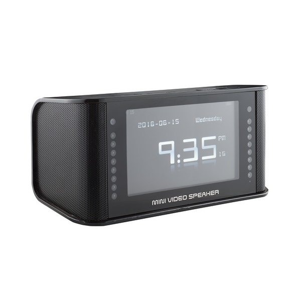 Aetos 400 1080P Hd Clock Camera With Motion Activated Recording & Full Night-Vision