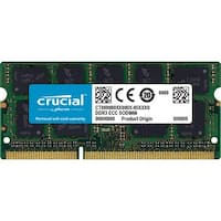 Crucial CT4G3S186DJM Computer RAM Module with 4GB DDR3L SD RAM
