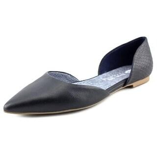 Dr. Scholl's Svetlana Women Pointed Toe Synthetic Flats