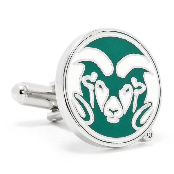Colorado State University Rams Cufflinks