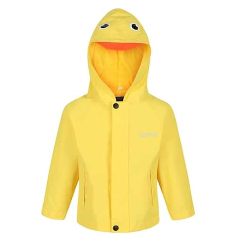 Regatta Childrens/Kids Duck Waterproof Jacket