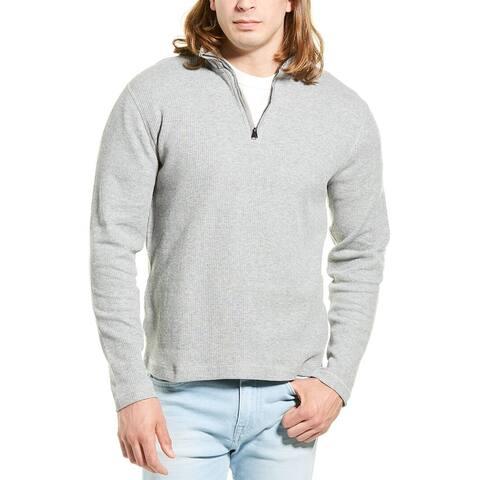 Lucky Brand 1/2-Zip Mock Pullover