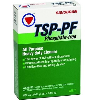 Savogran 10611 Tsp-Pf All-Purpose Cleaner, 1 lbs