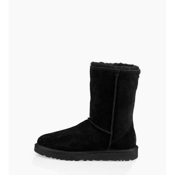 UGG Australia Womens 1091634 Faux Fur Round Toe Mid-Calf Cold Weather Boots - 9