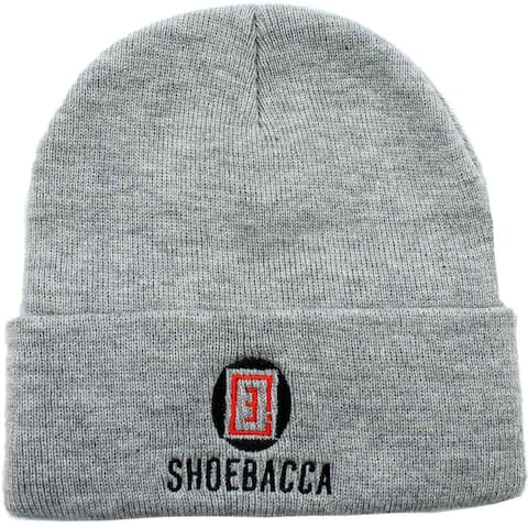Shoebacca Womens 12 Inch Cuffed Knit Cap Athletic Hats Beanie