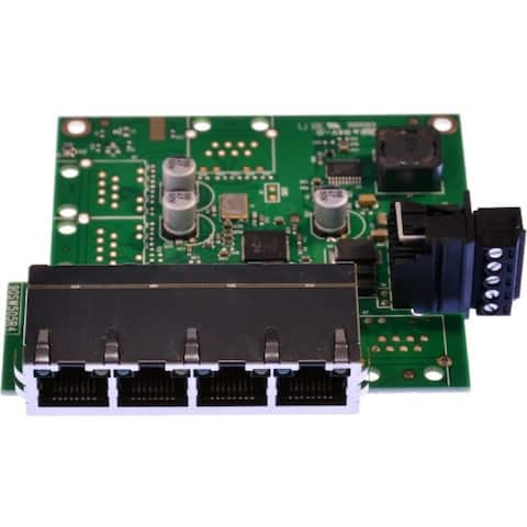 Brainboxes sw-104 embedded 4port ethernet switch