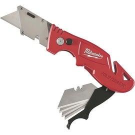 Milwaukee Flip Knife W/Bld Strg