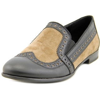 Franco Sarto Tibby Wingtip Toe Suede Loafer