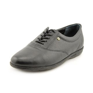 Easy Spirit Motion Women 2A Round Toe Leather Blue Oxford
