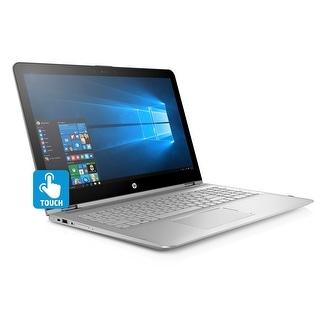 "HP ENVY 15, Core i7-6560U, 16GB, 256GB SSD, 15.6"" UHD Touch Screen Notebook (Certified Refurbished)"