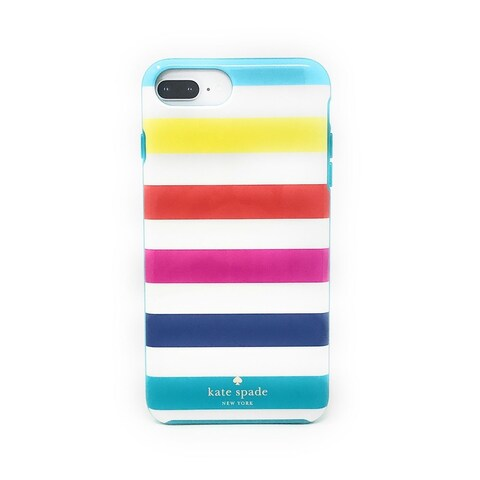 Kate Spade New York 'Candy Stripe' Protective Case for iPhone 8 Plus/iPhone 7 Plus/iPhone 6 Plus