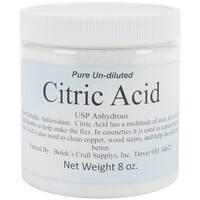 Citric Acid 8oz-