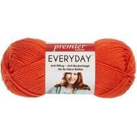 Deborah Norville Collection Everyday Solid Yarn-Bittersweet