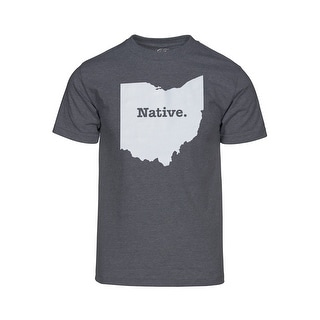 Mens Ohio Native Short-Sleeve T-Shirt