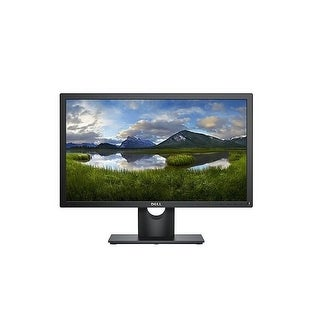 Dell - Led Display - 22 Inch - 1920 X 1080 - 250 Cd/M2 (Typical) - 1000:1 (Typical) - 5