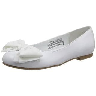 Nina Girls Patent Ballet Flats
