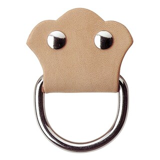 Trunk Hardware Natural Leather Trunk Pull 2.5W Renovator's Supply