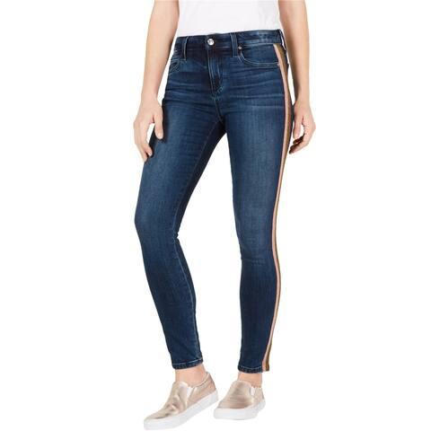 Joe's Womens The Charlie Skinny Fit Jeans, Blue, 24