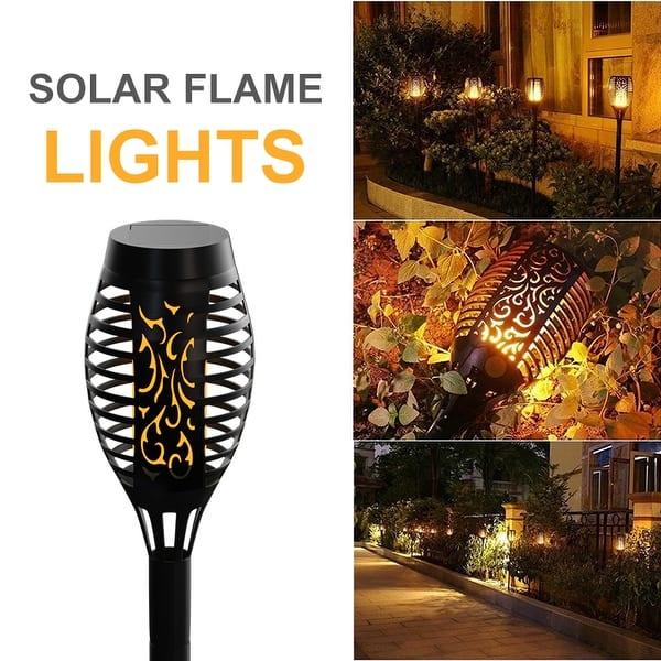 Stainless Steel Solar Led Light Outdoor Garden Lawn Landscape Led Path Lamp Ip65 Home Garden Profftattoo Yard Garden Outdoor Living