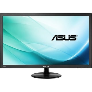 "Refurbished - ASUS VP228H 21.5"" Widescreen LED Backlit Monitor 1920x1080 1ms DVI VGA HDMI"