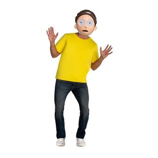 Adult Rick and Morty Smith Costume