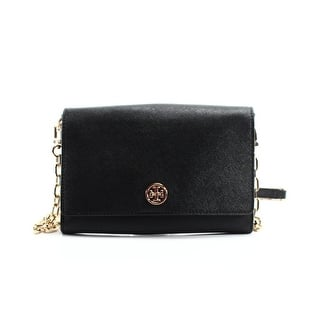 Tory Burch NEW Black Robinson Saffiano Chain Wallet Clutch Purse Bag|https://ak1.ostkcdn.com/images/products/is/images/direct/36ab0d979ea0f78efeff2ed33ec6587b2ffae470/Tory-Burch-NEW-Black-Robinson-Saffiano-Chain-Wallet-Clutch-Purse-Bag.jpg?impolicy=medium