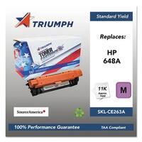 Triumph Remanufactured 648A Toner Cartridge - Magenta Toner Cartridge