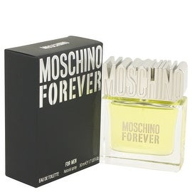 Moschino Forever by Moschino Eau De Toilette Spray 1.7 oz - Men