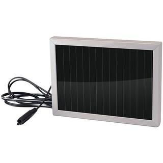 Stealth Cam 12-volt Solar Panel For Stealth Cam 12-volt Battery Box