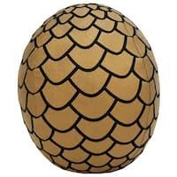 "Game Of Thrones 7"" Plush Dragon Egg: Gold - multi"
