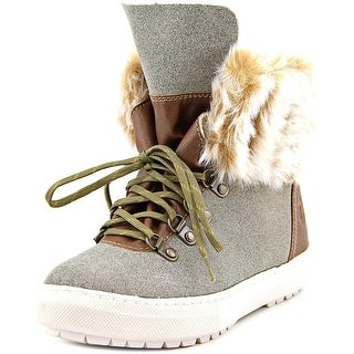 Sporto Snug   Round Toe Leather  Winter Boot