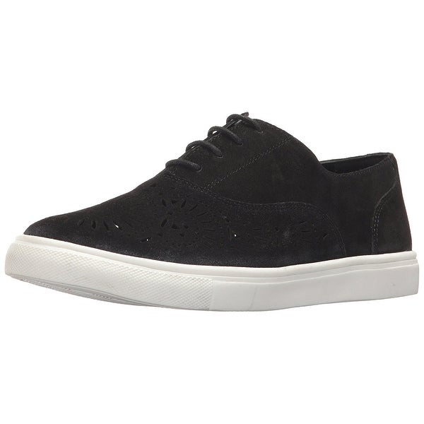 Naughty Monkey Women's Kaleidoscope Fashion Sneaker, Black, Size 6.0 - 6