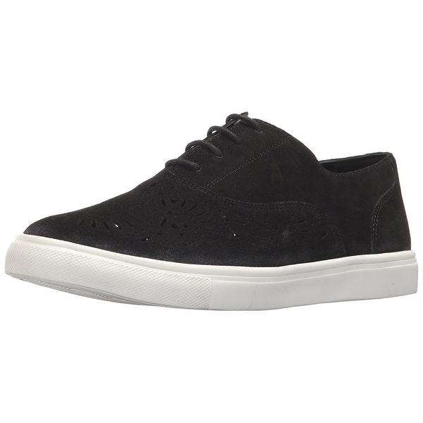 Naughty Monkey Women's Kaleidoscope Fashion Sneaker, Black, Size 8.5
