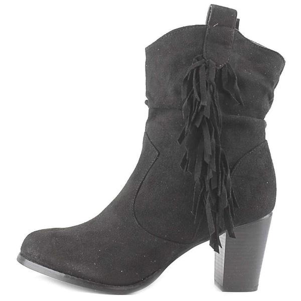 Wanted Shoes Women's Memphis Ankle Cowboy Boots