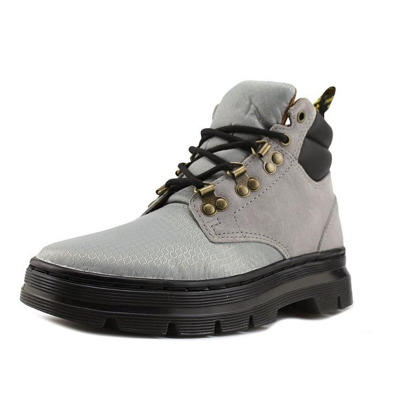 Dr. Martens Air Wair Rakim Women Round Toe Synthetic Gray Hiking Boot