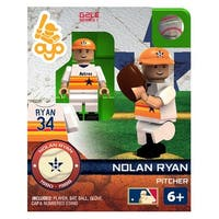 Houston Astros MLB OYO Sports Mini Figure: Nolan Ryan - multi