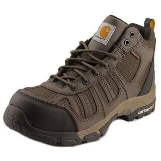 Carhartt Lite WT Men Steel Toe Canvas Work Boot