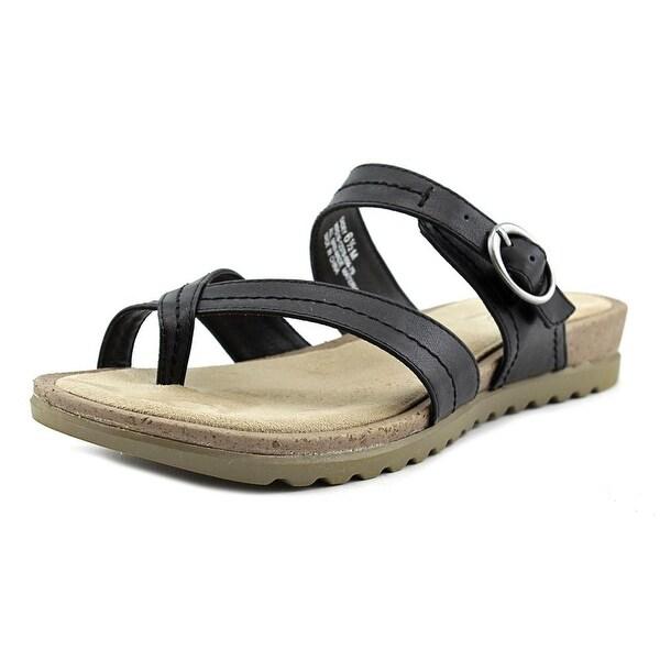 Kim Rogers Sadey   Open Toe Synthetic  Slides Sandal