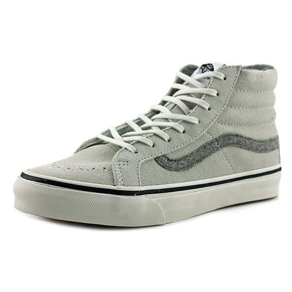 Vans Womens Sk8-Hi Slim Hight Top Lace Up Fashion Sneakers